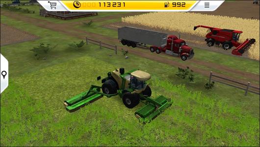 Videogioco Farming Simulator 2014 PS Vita 9