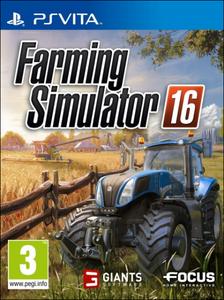 Videogioco Farming Simulator 2016 PS Vita 0