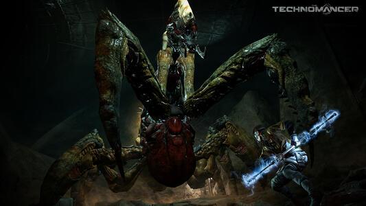 The Technomancer - 3