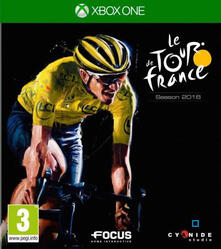Microsoft Tour de France 2016, Xbox One videogioco Basic Inglese