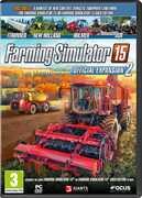 Videogiochi Personal Computer Farming Simulator 15 Official Expansion 2