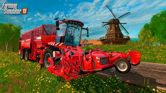 Videogioco Farming Simulator 15 Official Expansion 2 Personal Computer 4