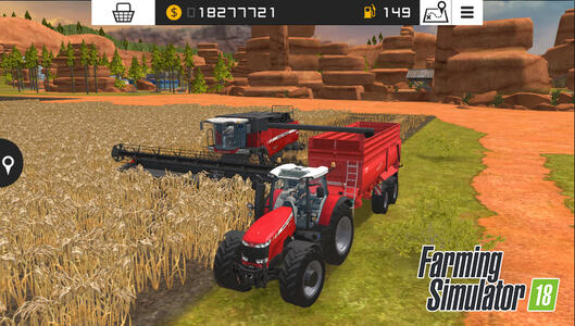 Farming Simulator 18 - PS Vita - 2