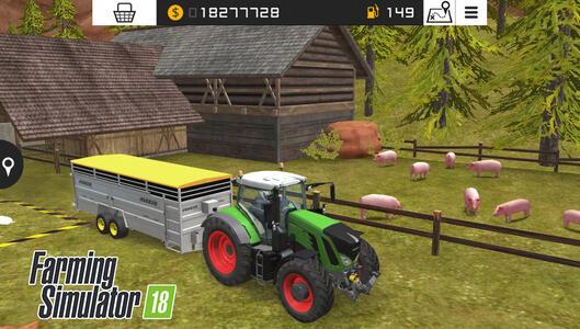 Farming Simulator 18 - PS Vita - 3