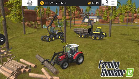 Farming Simulator 18 - PS Vita - 5
