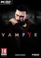 Videogiochi Personal Computer Vampyr - PC