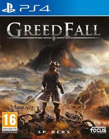 Greedfall 4 - PS4