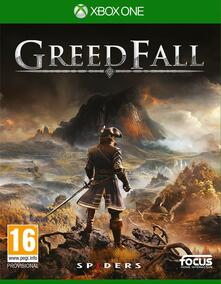 Greedfall 4 - XONE