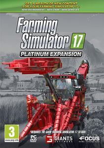 Farming Simulator 17. Platinum Expansion - PC