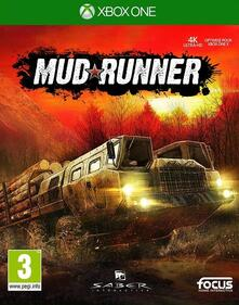 Spintires MudRunner XBOX ONE