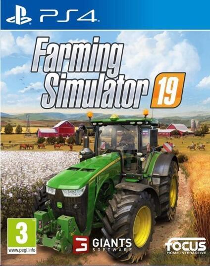 Farming Simulator 19 [Edizione Europea]