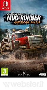 Spintires: Mudrunner American Wilds Edition - Switch