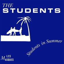 Students in Summer - Vinile LP di Students