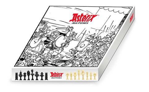 Plastoy 507. Asterix. Scacchiera Con Pedine Collector's Edition
