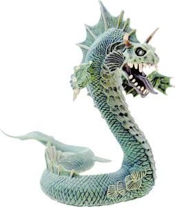 Giocattolo Il Grande Drago dei Mari Verde Plastoy 0