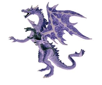 Giocattolo Dragons. Dragona con bebè Plastoy 0