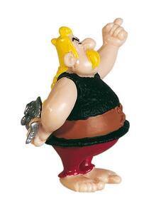 Asterix. Ordinalfabetix il pescivendolo