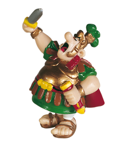 Giocattolo Asterix. Centurione con la spada Plastoy 0
