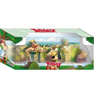 Giocattolo Asterix e il Papiro di Cesare. Box 5 Personaggi Plastoy 0