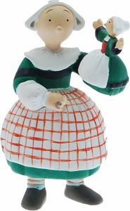 Giocattolo Miniatura Becassine. Becassine con Marionetta Plastoy