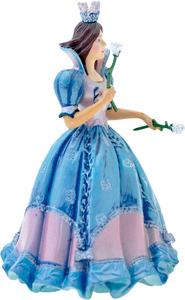 Giocattolo C'era una Volta: La Princesse aux Roses Robe Bleue Plastoy