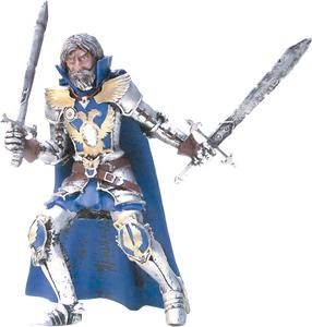 Giocattolo Cavalieri: il Cavaliere Blu Plastoy 0