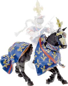 Giocattolo Cavalieri: Cavallo del Duca di Bourbon Plastoy 0