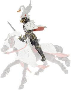 Giocattolo Cavalieri: Duca di Bretagna (a Piedi o Cavallo) Plastoy