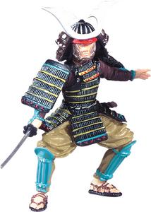 Giocattolo Samurai. Le Samourai Au Sabre Plastoy