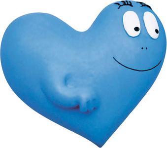 Giocattolo Magnete Barbapapà Cuore Blu Plastoy 0