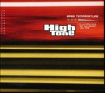 Bass Temperature - Vinile LP di High Tone