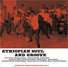 Ethiopian Soul and Groove vol. 1 - Vinile LP