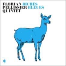 Biches Bleues - Vinile LP di Florian Pellissier