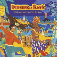 Disque La Ray+ - Vinile LP