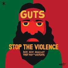 Stop the Violence Ep ( + Poster) - Vinile LP di Guts