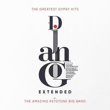 Django Extended (Gatefold) - Vinile LP di Amazing Keystone Big Band