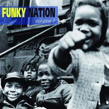 Funky Nation vol.1 - Vinile LP
