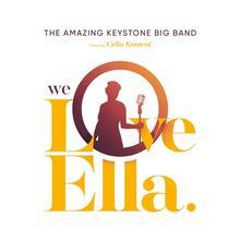 We Love Ella - Vinile LP di Amazing Keystone Big Band
