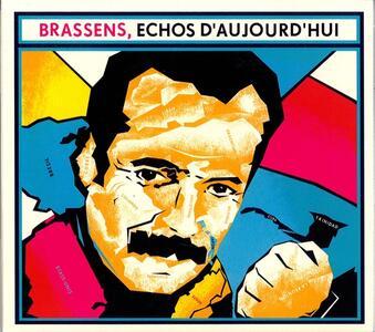 Brassens, Echos - Vinile LP