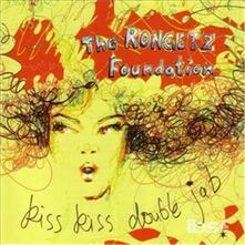 Kiss Kiss Double Jab - Vinile LP di Rongetz Foundation