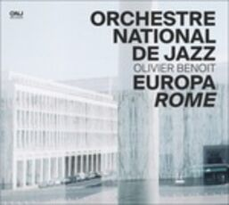 CD Europe Rome Orchestre National de Jazz
