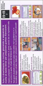 Videogioco In Cucina Con Jamie Oliver Nintendo DS 10