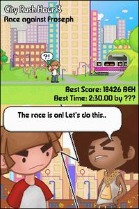 Videogioco Chase: Felix Meets Felicity Nintendo DS 2