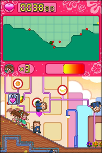 Videogioco Chase: Felix Meets Felicity Nintendo DS 9