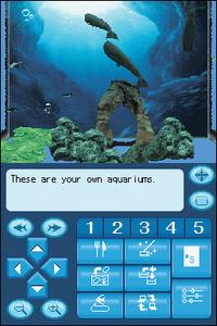 Videogioco Fantasy Aquarium by DS Nintendo DS 5