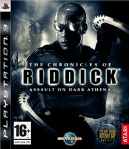 Videogioco Chronicles of Riddick: Assault on Dark Athena PlayStation3 0
