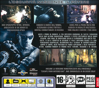Videogioco Chronicles of Riddick: Assault on Dark Athena PlayStation3 10