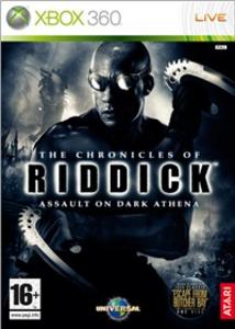 Videogioco Chronicles of Riddick: Assault on Dark Athena Xbox 360 0