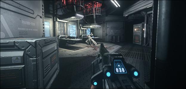 Videogioco Chronicles of Riddick: Assault on Dark Athena Xbox 360 8