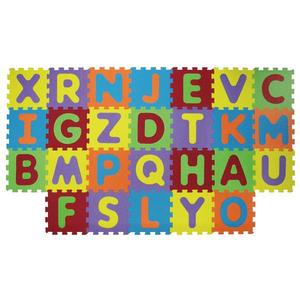 Giocattolo Tappeto Puzzle Lettere Ludi 0